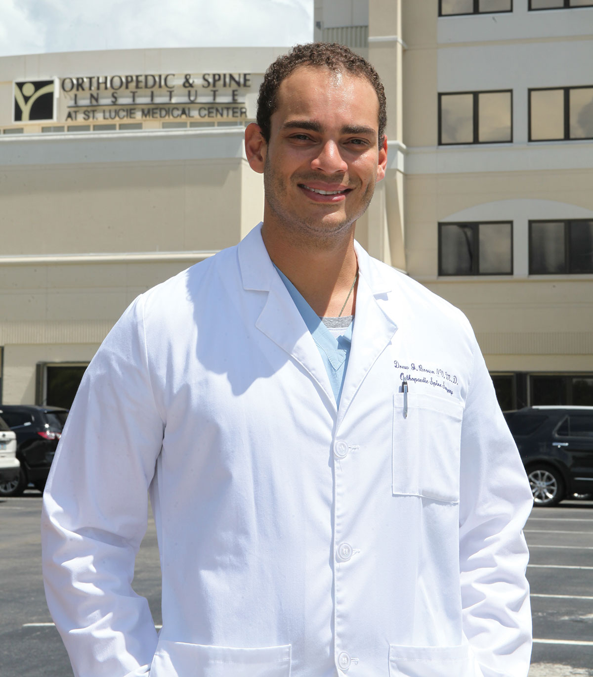 Dr. Drew Brown