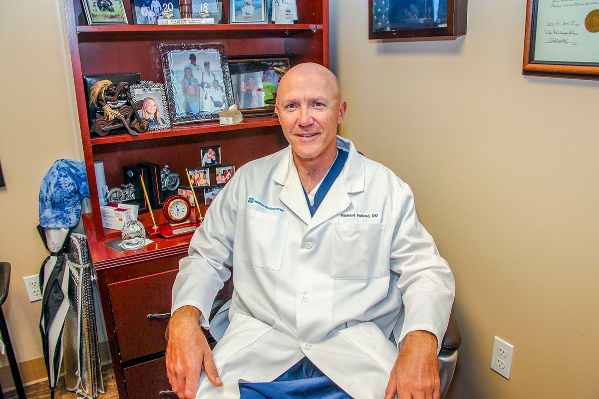 Dr. Richard Follwell