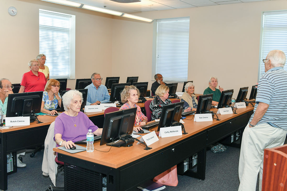 Lifelong Learning Institute class