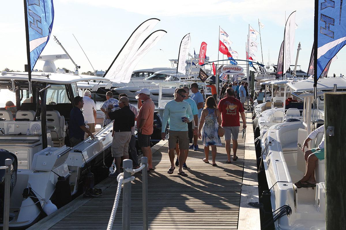 The 2016 Stuart Boat Show