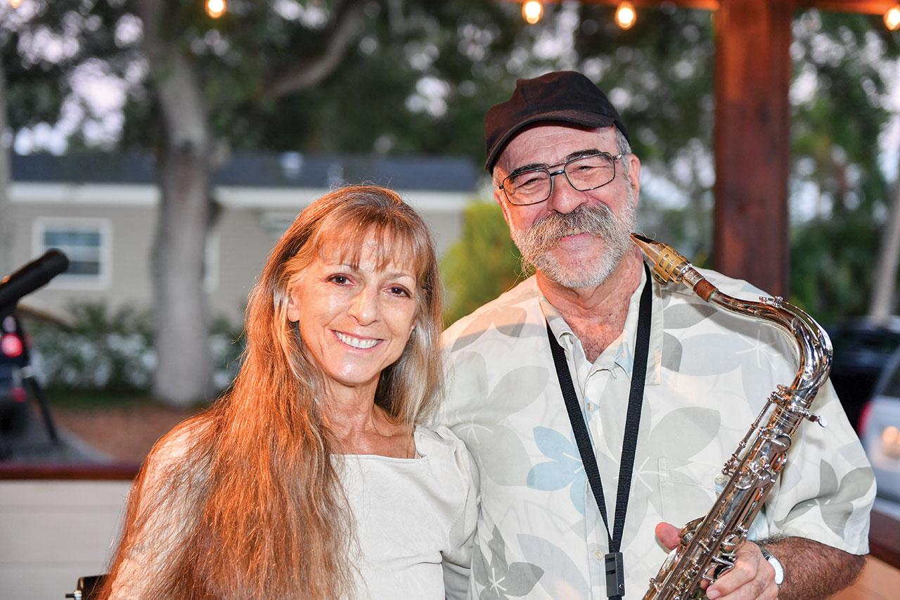 Leilani Chandler and Bob Norton