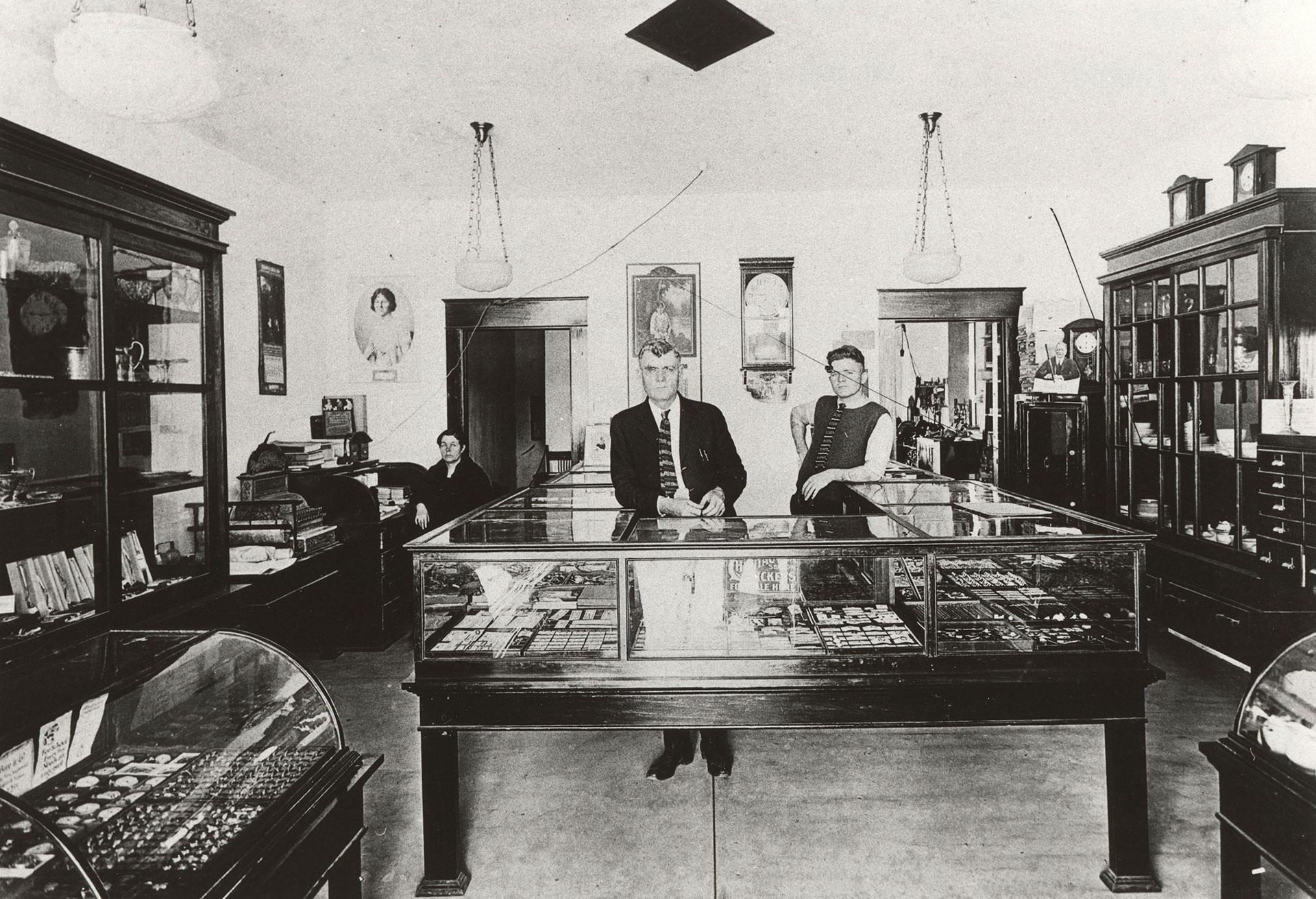 DuBose Jewelry store
