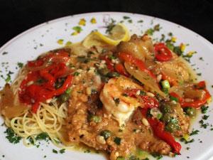 Scampi Grill Veal & Shrimp